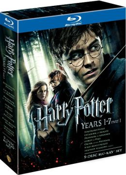 Harry Potter Years 1-7, Part 1