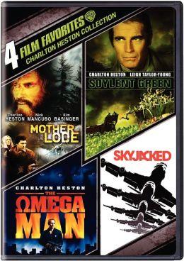 Charlton Heston Collection: 4 Film Favorites