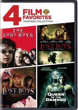 Vampires Collection: 4 Film Favorites
