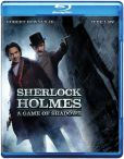 Video/DVD. Title: Sherlock Holmes: A Game of Shadows