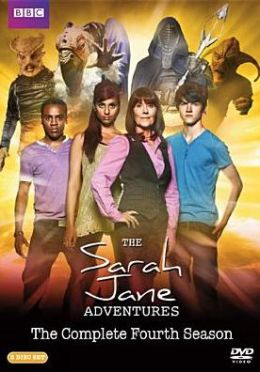 Sarah Jane Adventures: Complete Fourth Season