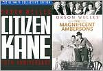 Citizen Kane  /the Magnificent Ambersons