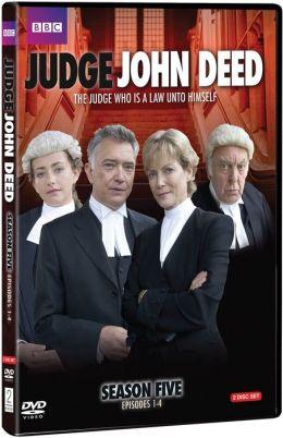 Judge John Deed: Season Five Episodes 1-4
