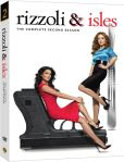 Video/DVD. Title: Rizzoli & Isles: the Complete Second Season