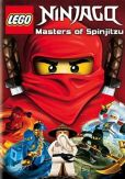 Video/DVD. Title: Lego: Ninjago - Masters of Spinjitzu
