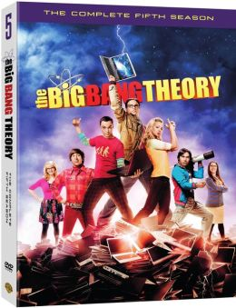 Big Bang Theory: the Complete Fifth Season