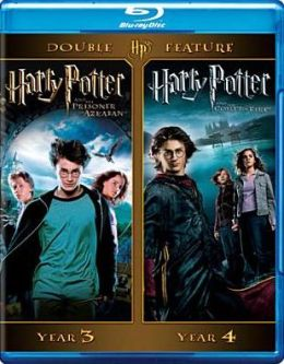 Harry Potter and the Prisoner of Azkaban/Harry Potter and the Goblet of Fire