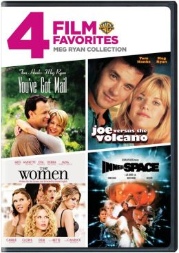 Meg Ryan Collection: 4 Film Favorites