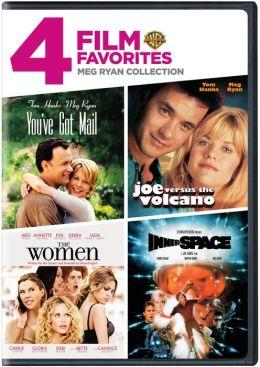 Meg Ryan Collection: 4 Film Favorites