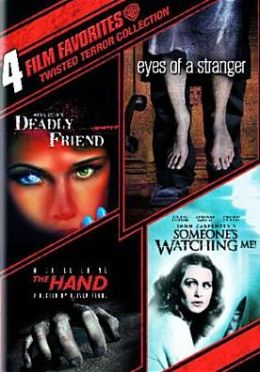 Twisted Terror Collection: 4 Film Favorites