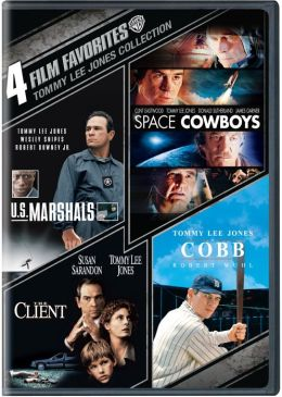 Tommy Lee Jones Collection: 4 Film Favorites
