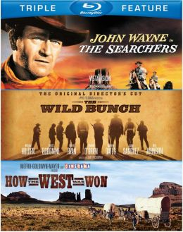 Searchers/Wild Bunch/How the West Was Won