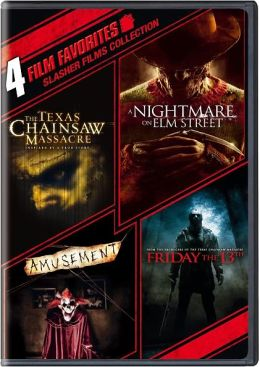 Slasher Films Collection: 4 Film Favorites