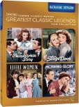 Video/DVD. Title: Tcm Greatest Classic Legends Collection: Katharine Hepburn