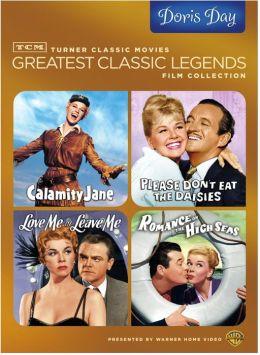 Tcm Greatest Classic Legends Collection: Doris Day