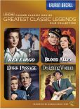 Video/DVD. Title: Tcm Greatest Classic Legends Film Collection: Lauren Bacall