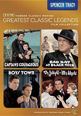 Tcm Greatest Classic Legends Film Collection: Spencer Tracy