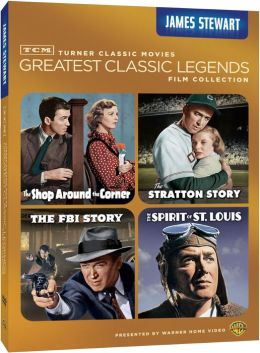 Tcm Greatest Classic Legends Film Collection: James Stewart