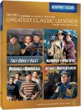Video/DVD. Title: Tcm Greatest Classic Legends Film Collection: Humphrey Bogart