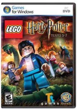 Lego Harry Potter Yrs 5-7 PC