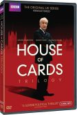 Video/DVD. Title: House of Cards Trilogy