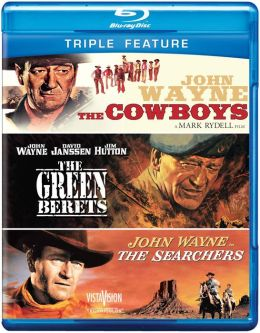 Cowboys/the Green Berets/the Searchers