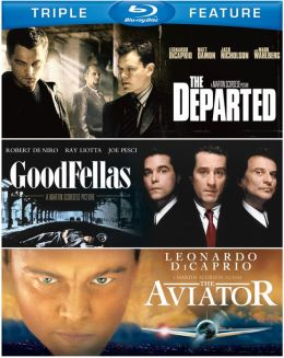 Departed/Goodfellas/the Aviator