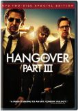 Video/DVD. Title: The Hangover Part III