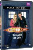 Video/DVD. Title: Doctor Who: the Complete First Series