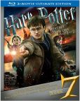 Video/DVD. Title: Harry Potter and the Deathly Hallows: Parts 1 and 2