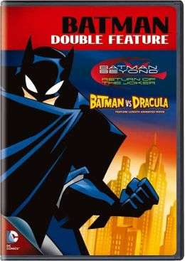 Batman beyond: Return of the Joker/Batman Vs. Dracula