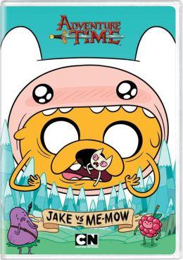 Adventure Time - Jake Vs. Me-Mow 3