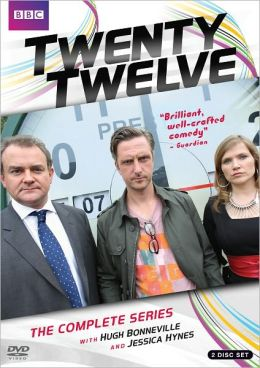 Twenty Twelve: The Complete Series (Barnes)