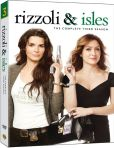 Video/DVD. Title: Rizzoli &amp; Isles:  The Complete Third Season