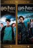 Video/DVD. Title: Harry Potter and the Prisoner of Azkaban/Harry Potter and the Goblet of Fire