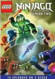 Video/DVD. Title: Lego Ninjago: Masters Of Spinjitzu Season Two