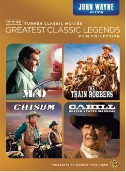 Tcm Greatest Classic Films: Legends - Joh Wayne