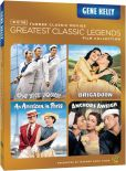 Video/DVD. Title: Tcm Greatest Classic Legends Film Collection: Gene Kelly