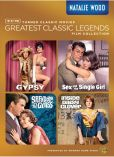 Video/DVD. Title: Tcm Greatest Classic Legends Collection: Natalie Wood