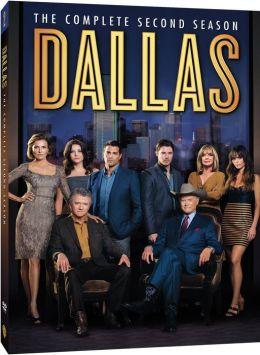 Dallas: Complete Second Season