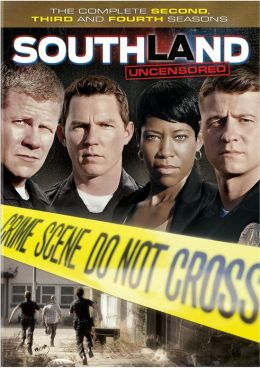 Southland: Comp Second & Third & Fourth Seasons
