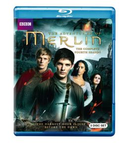 Merlin: Complete Fourth Season