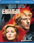 Video/DVD. Title: Three Days of the Condor