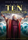 Video/DVD. Title: The Ten Commandments