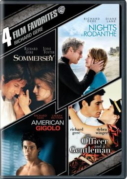 4 Film Favorites: Richard Gere