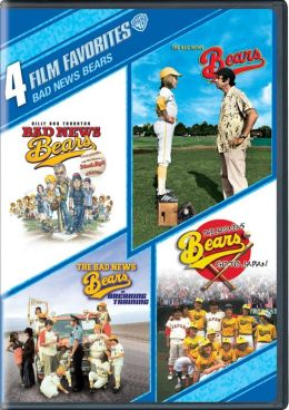 4 Film Favorites: Bad News Bears