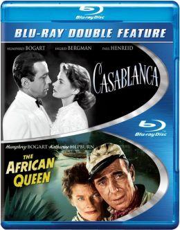 Casablanca/the African Queen