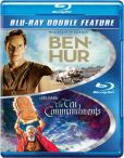 Video/DVD. Title: Ben-Hur/Ten Commandments