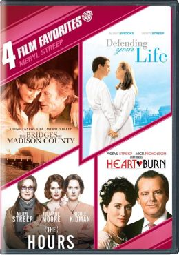 4 Film Favorites: Meryl Streep