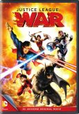 Video/DVD. Title: Justice League: War
